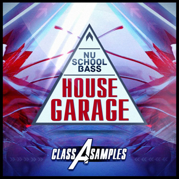 Сэмплы Class A Samples NU School Bass House and Garage