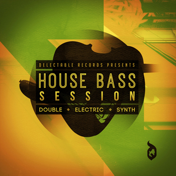 Сэмплы Delectable Records House Bass Session