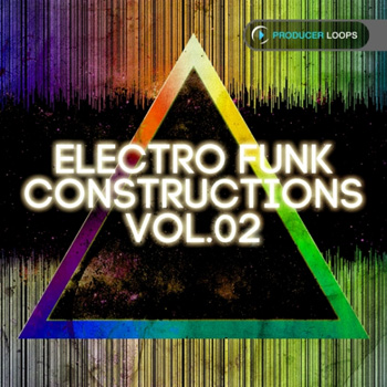 Сэмплы Producer Loops Electro Funk Constructions Vol 2