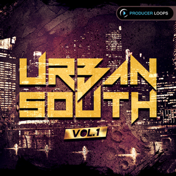 Сэмплы Producer Loops Urban South Vol 1