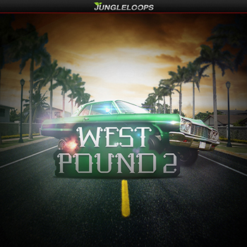 Сэмплы Jungle Loops West Pound 2