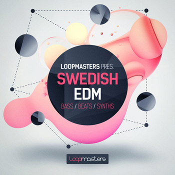Сэмплы Loopmasters Swedish EDM