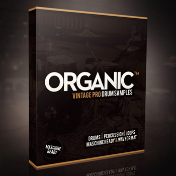 Сэмплы ударных The Producers Choice Organic Drum Kit