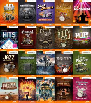 Toontrack EZX Expansions Pack