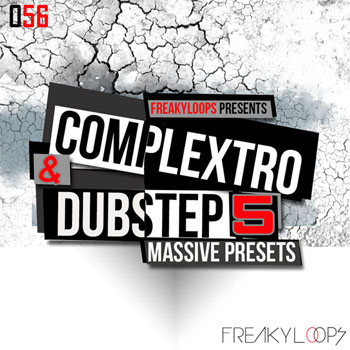 Пресеты Freaky Loops Complextro and Dubstep Vol.5