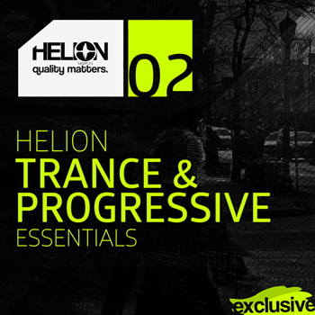 Сэмплы Helion Samples Helion Trance and Progressive Essentials Vol.2