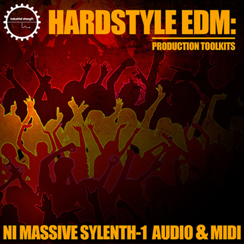 Сэмплы Industrial Strength Records Hardstyle EDM Production Toolkits