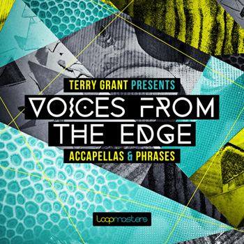 Сэмплы вокала - Loopmasters Terry Grant Voices From The Edge