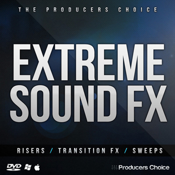 Сэмплы Producers Choice Extreme Risers FX and Transitions