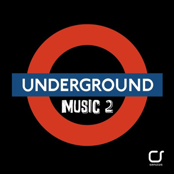 Сэмплы Cognition Strings Underground Music 2