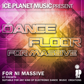 Пресеты Ice Planet Music Dance Floor For NI Massive