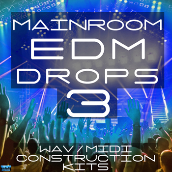 Сэмплы Mainroom Warehouse Mainroom EDM Drops 3
