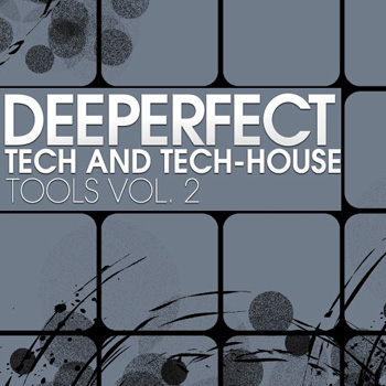 Сэмплы Deeperfect Records Deeperfect Tech and Tech-House Tools Vol.2