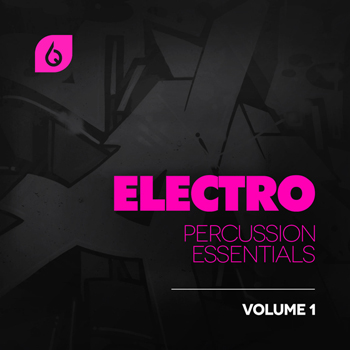 Сэмплы Freshly Squeezed Samples Electro Percussion Essentials Volume 1