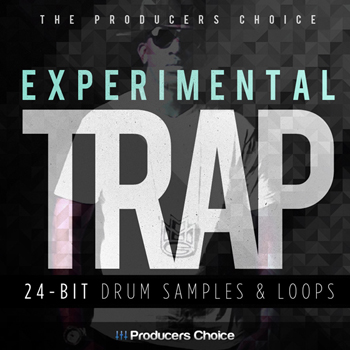 Сэмплы Producers Choice Experimental Trap Drum Kit