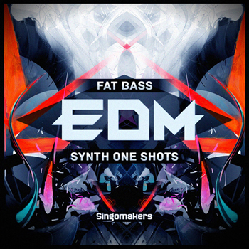 Сэмплы Singomakers Fat EDM Synths and Bass One-Shots