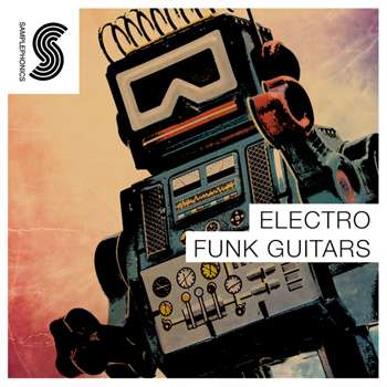 Сэмплы гитары Samplephonics Electro Funk Guitars