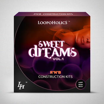 Сэмплы Loopoholics Sweet Dreams Vol.1 RnB Construction Kits