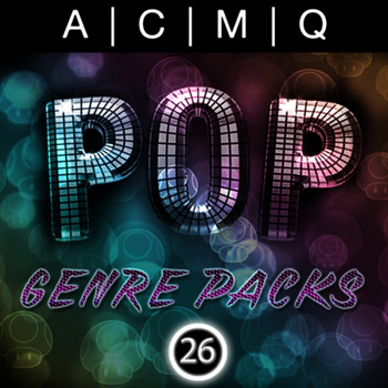 Сэмплы Twenty-Six ACMQ Pop Genre Pack