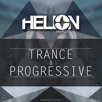 Сэмплы Helion Samples Trance and Progressive Essentials Vol.1