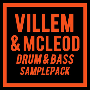 Сэмплы Villem and Mcleod Drum and Bass Sample Pack