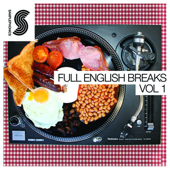 Сэмплы Samplephonics Full English Breaks Vol.1