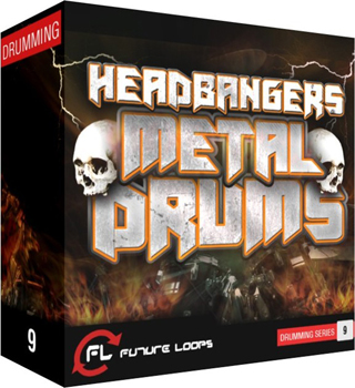 Сэмплы Future Loops Headbangers Metal Drums
