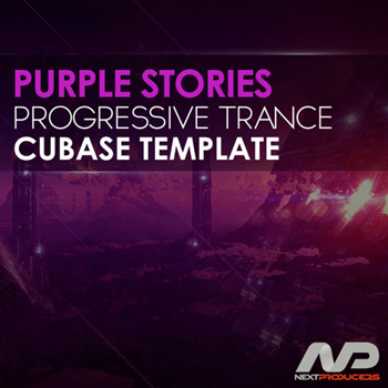 Проект NextProducers Progressive Trance Cubase Project by Purple Stories