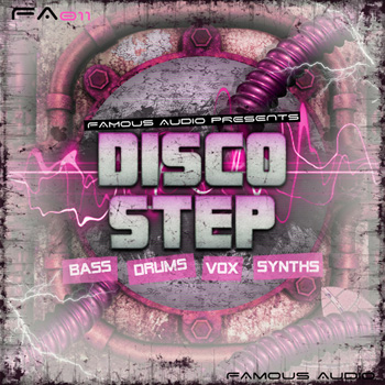 Сэмплы Famous Audio Disco Step