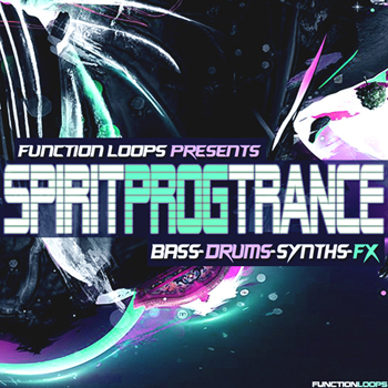 Сэмплы Function Loops Spirit Progressive Trance and Psy