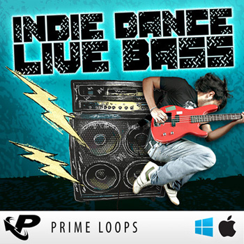 Сэмплы Prime Loops Indie Dance Live Bass