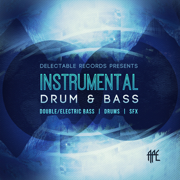 Сэмплы Delectable Records Instrumental Drum and Bass