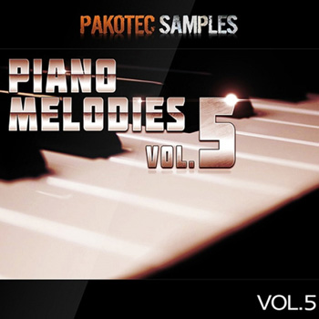 Сэмплы и MIDI - Pakotec Samples Piano Melodies Vol.5