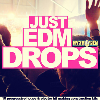 Сэмплы Hy2rogen Just EDM Drops