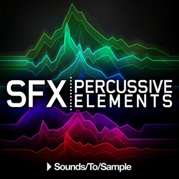 Сэмплы Sounds To Sample SFX Percussive Elements
