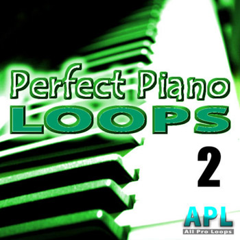 Сэмплы All Pro Loops Perfect Piano Loops 2