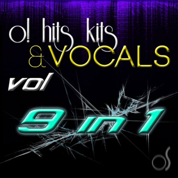 Сэмплы O! Samples O! Hits Kits and Vocals 9-in-1