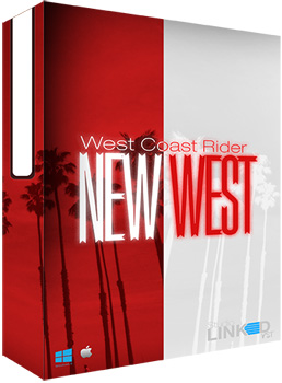 Библиотека сэмплов - StudioLinkedVST West Coast Rider New West Edition