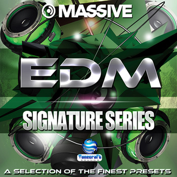 Пресеты Tunecraft Sounds EDM Signature Series Vol 1
