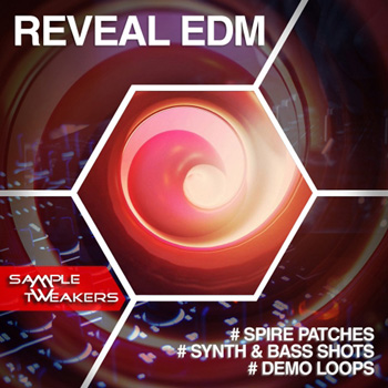 Пресеты Sample Tweakers Reveal EDM Spire Patches