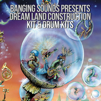 Сэмплы Vocals And Samples Dreamland Construction Drum Kits