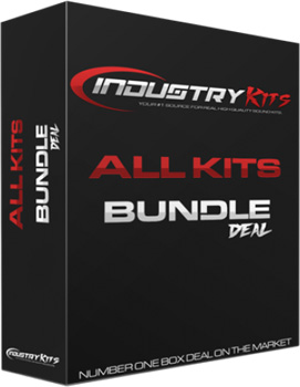 Сэмплы Industrykits All Kits Bundle Deal