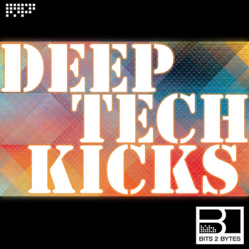 Сэмплы Bits 2 Bytes Deep Tech Kicks