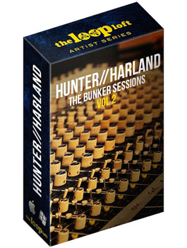 Сэмплы The Loop Loft Hunter/Harland The Bunker Session Vol 2 Deluxe