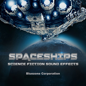 Звуковые эффекты Bluezone Corporation Spaceships: Science Fiction Sound Effects