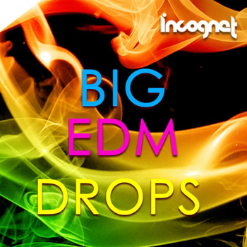 Сэмплы Incognet Incognet Big EDM Drops