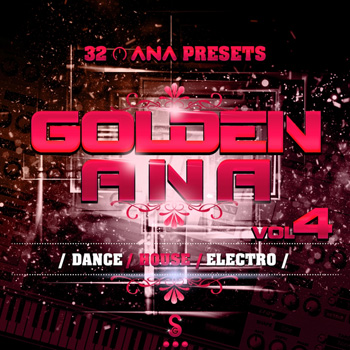 Пресеты Golden Samples Golden ANA Vol 4