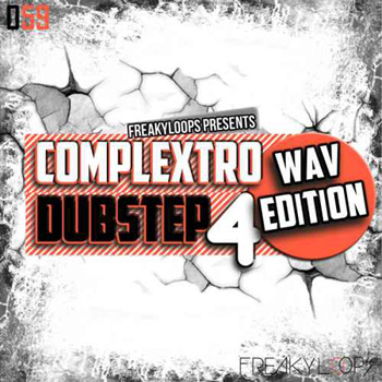 Сэмплы Freaky Loops Complextro & Dubstep Wav Edition 4