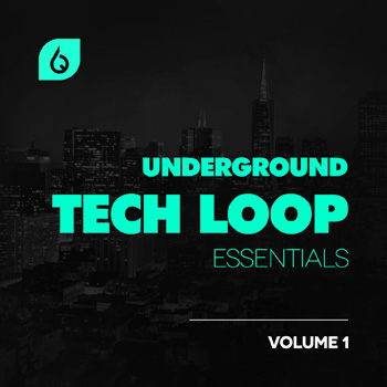 Сэмплы Freshly Squeezed Samples Underground Tech Loop Essentials Vol.1