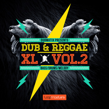 Сэмплы Loopmasters DUBMATIX Presents Dub and Reggae XL Vol.2